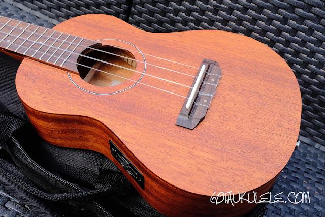 takamine egu-c1 concert ukulele body