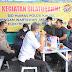 Bid Humas Polda Kalsel Tingkatkan Silaturahmi Dengan Insan Pers