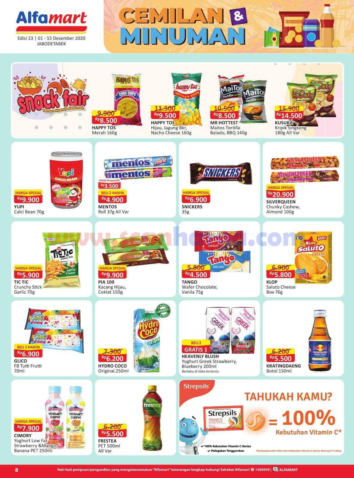 Katalog Promo Alfamart 1 - 15 Desember 2020 8