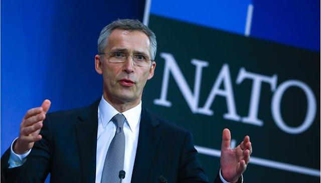 Στόλτενμπεργκ: Το ΝΑΤΟ στο Αιγαίο δεν θα συλλαμβάνει πρόσφυγες ούτε θα αναχαιτίζει πλοία