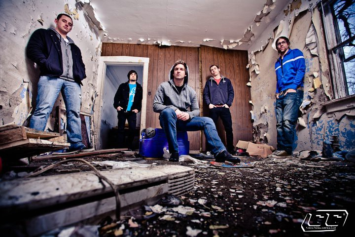 A Past Unknown - To Those Perishing 2011 Band members