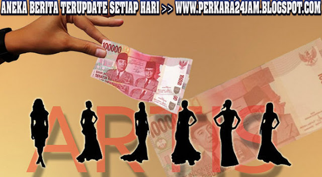Seorang Publik Figur Insial PAZ Terlibat Prostitusi Online