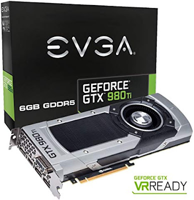 Nvidia GeForce GTX 980 Tiドライバーのダウンロード