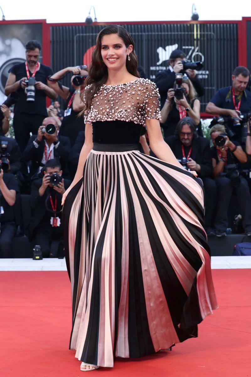 Sara Sampaio – 'Joker' Screening at the 76th Venice Film Festival