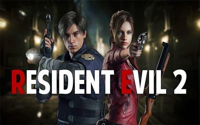 لعبة Resident Evil 2 Remake Deluxe Edition 2019