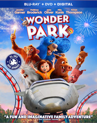 Wonder Park 2019 English 720p BRRip ESubs 850MB