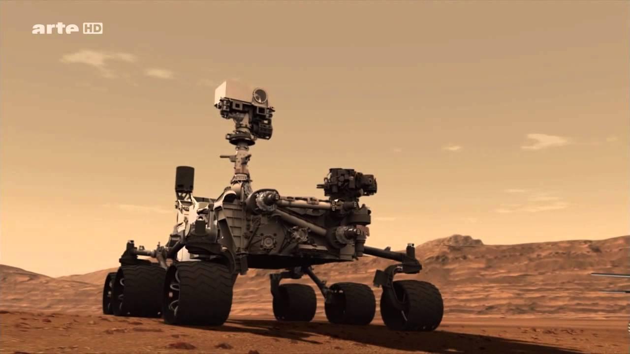 إكتشاف مركبة Curiosity لمستويات من غاز الميثان على سطح المريخ يثير آمالا في الحياة