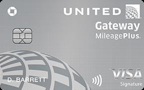 United Gateway Credit Card No Annual Fee (10,000 Bonus United Miles + 3 Bonus Miles At Grocery Store) Review