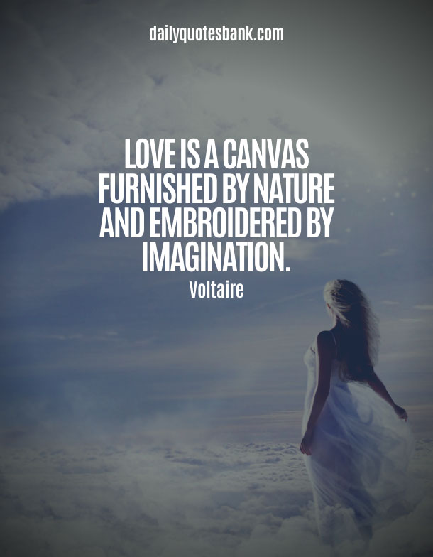 Love Quotes About Imagination Power