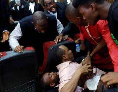 Sowore: FG Orders Probe After DSS Invaded Court In Abuja