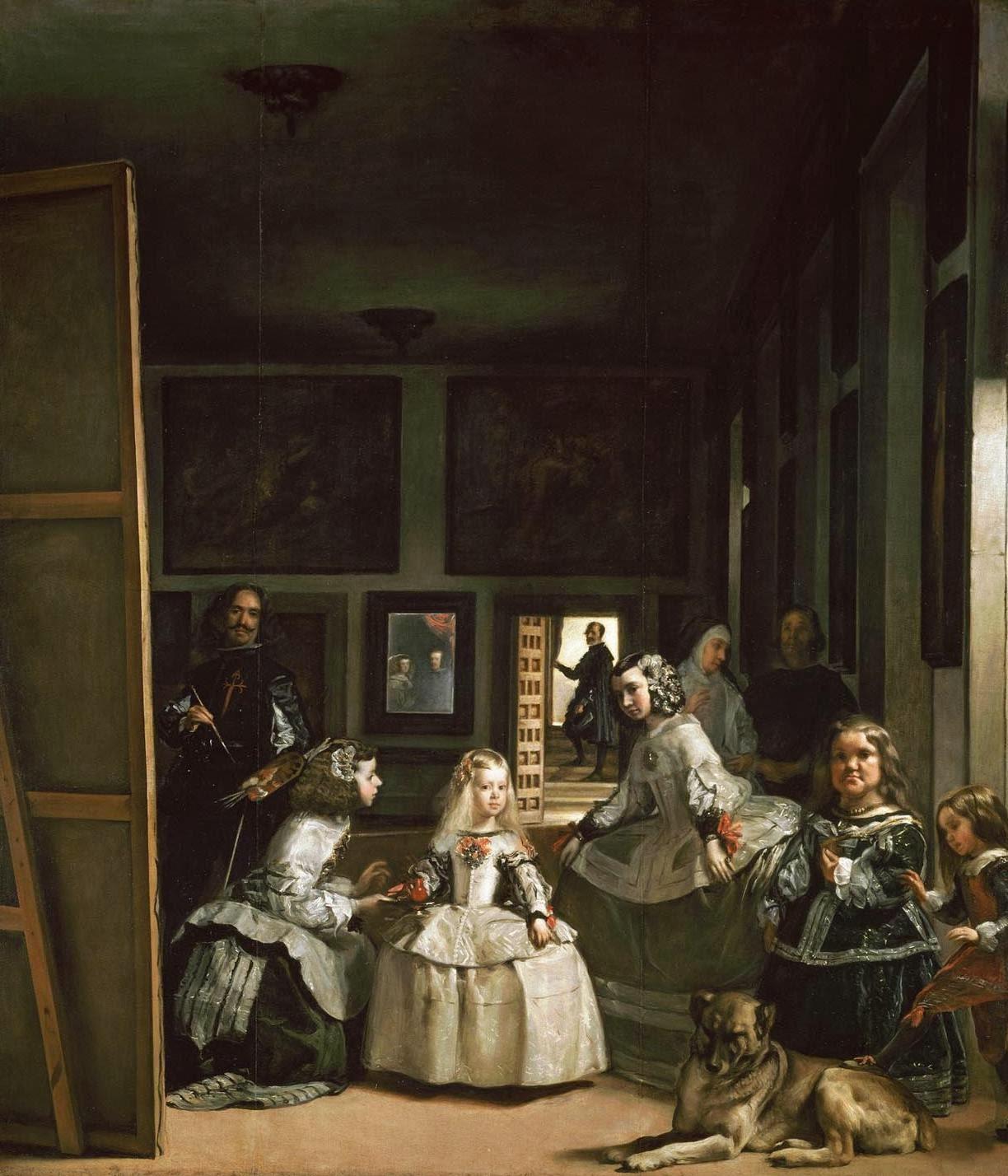 El primer selfie de la Historia - 1st selfie ever! - Las Meninas - Velázquez - el troblogdita - ÁlvaroGP - Director General IAA-Spain - Asociación Internacional de Publicistas - International Advertising Association