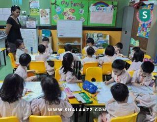Sistem Pendidikan Balita Oleh I Wayan Budiartawan