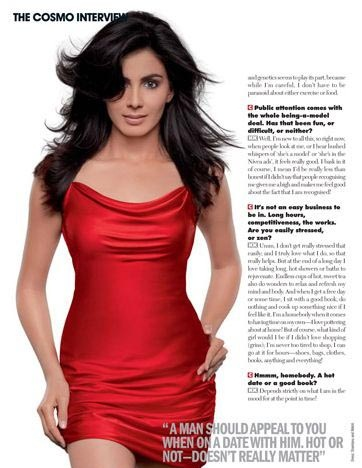 Kirti Kulhari Cosmopolitan Magazine India Photoshoot