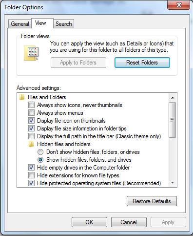 Cara mengembalikan file yang terhapus hilang di flashdisk 2
