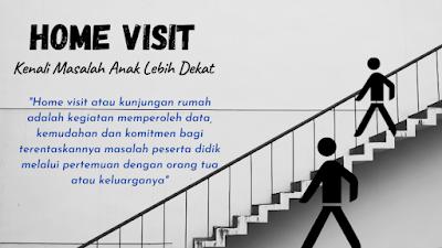 Kenali masalah anak melalui home visit