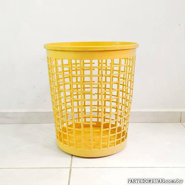 ideias com cesto de roupa suja