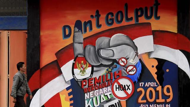 Ambisi Jokowi di Balik Usaha Menekan Golput Pilpres 2019