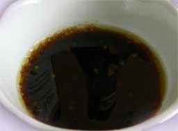 орегано и черным молотым перцем.