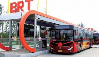 BRT Peshawar bus ride is at your own risk
