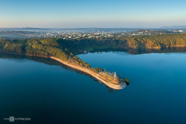 Sea Lake of Pleiku