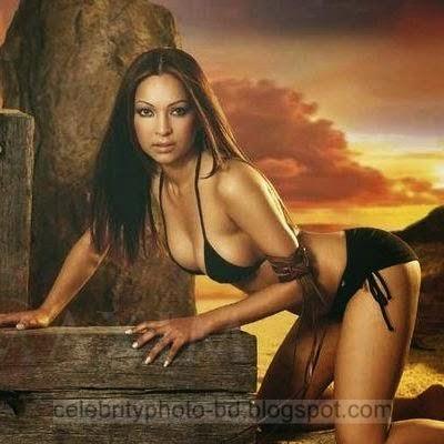 Sexy Nepali Girl Aishika Chand Hottest Photos In Bikini 2014