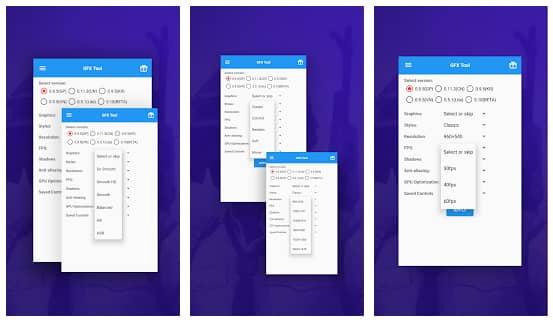 gfx tool for pubg mobile