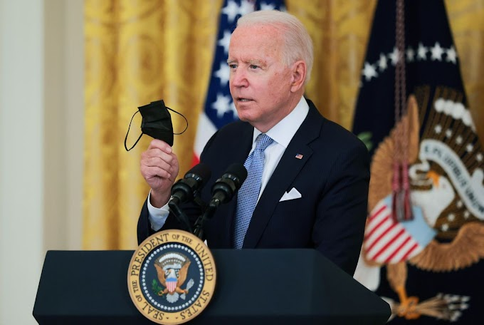 Biden pushes cash reward to get vaccinated, new rules for federal workers