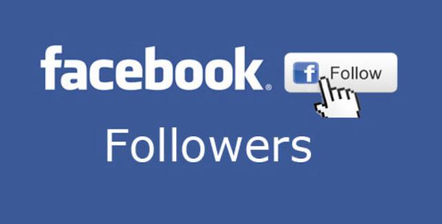Cara Mendapatkan Follower FB Gratis