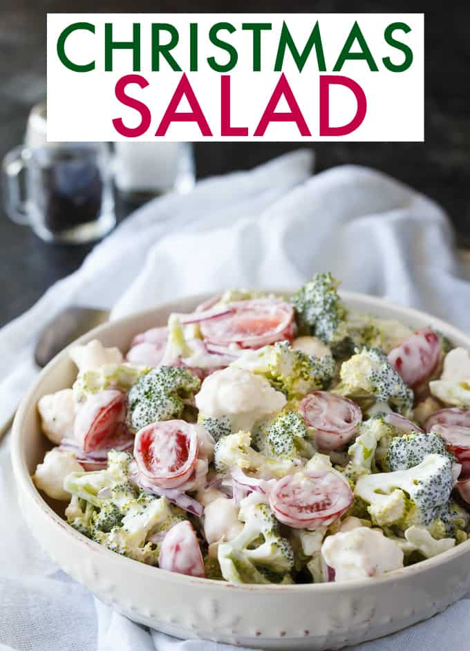 ★★★★★ |   Christmas Salad