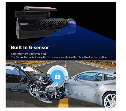 MHCABSR Ultra HD 2160P Night Vision Car Dash Cam