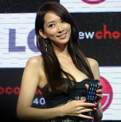 Lin Chi-ling Artis Dan Model China Tercantik