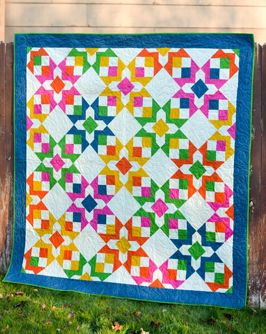 Prairie Grass Quilting Patterns - Twinkle Quilt