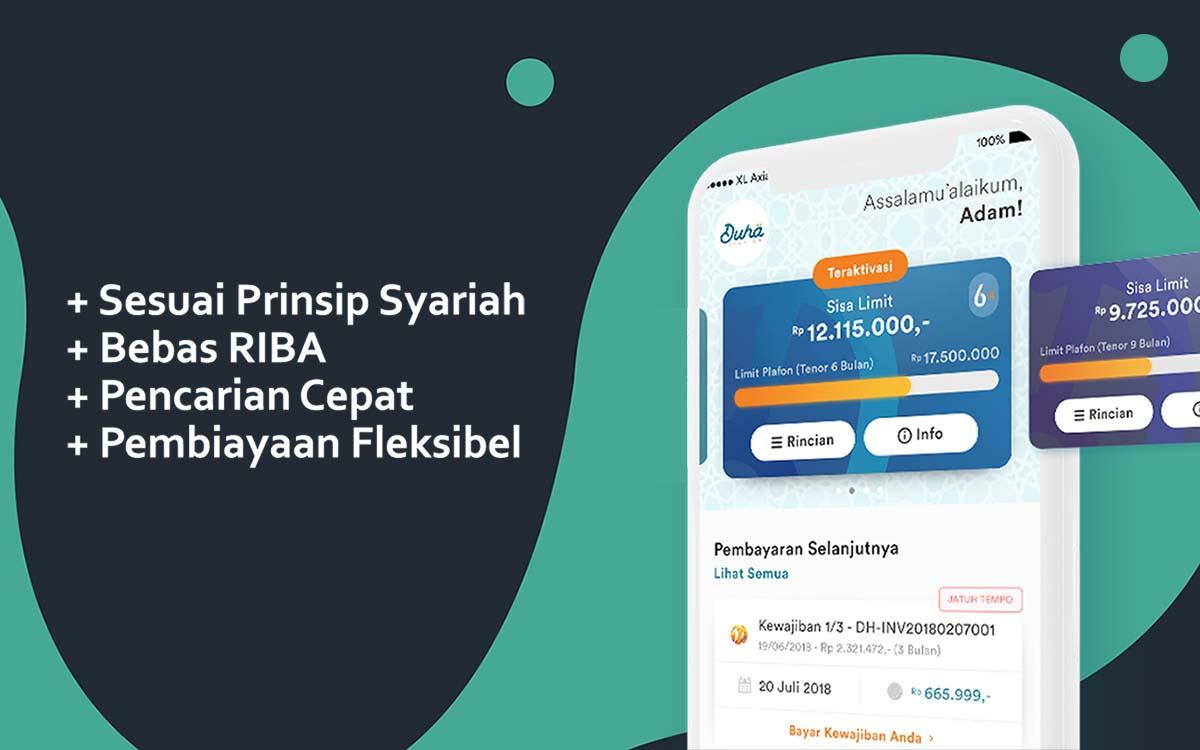 aplikasi pinjaman online syariah tanpa riba