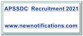 apssdc-Recruitment-2021