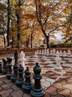 如今的西洋棋,已藉著人工智慧而有了新生命!(下)