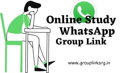 Online Study WhatsApp Group Link