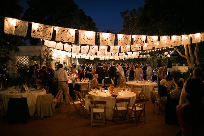 Spanish Themed Wedding At The Historic Darlington House