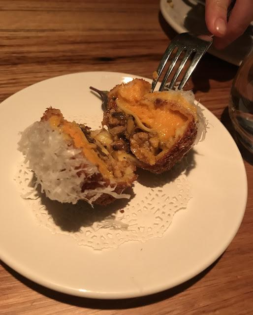 Ramblr, South Yarra, Korean lasagne