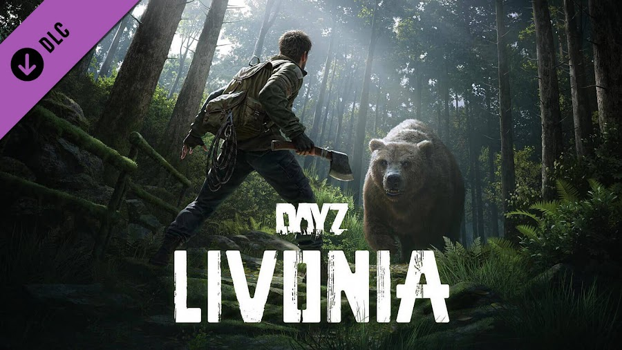 dayz livonia dlc map released pc steam ps4 xbox one open world multiplayer survival game bohemia interactive