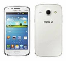 SAMSUNG Galaxy Core [i8262] -  White