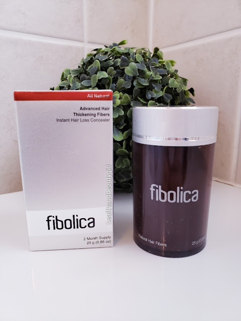 Conceal Hair Loss and Thinning Hair With Fibolica Advanced Hair Thickening Fibers!