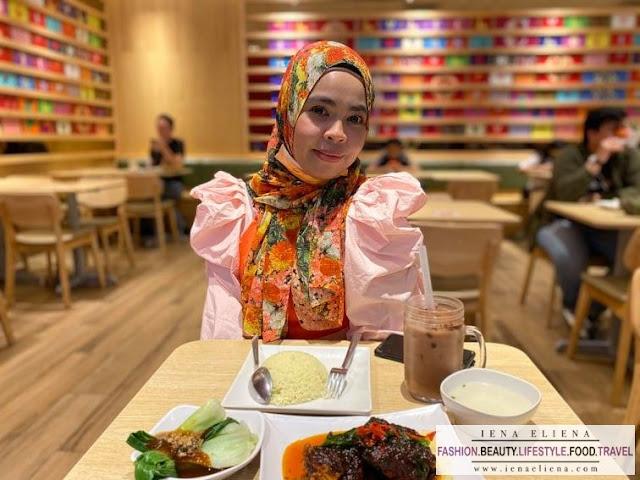 Ayam Sedap Baq Hang di The Chicken Rice Shop
