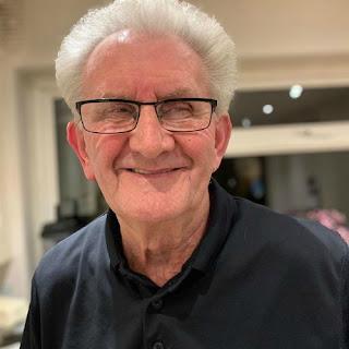 TikTok star, Grandad Frank