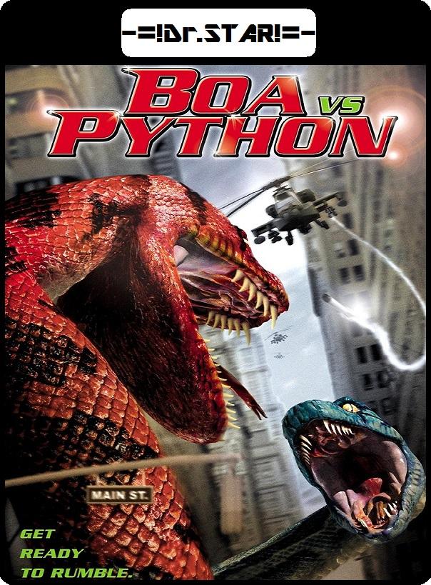 Boa vs. Python 2004 480p 300MB