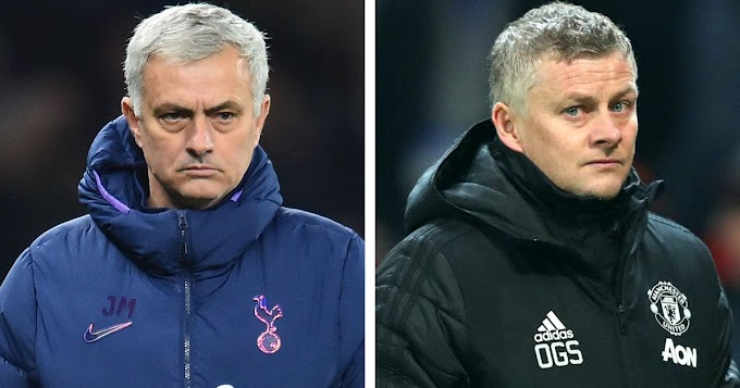 I've got ultimate respect for Jose': Solskjaer react to jibes shared between him and Mourinho