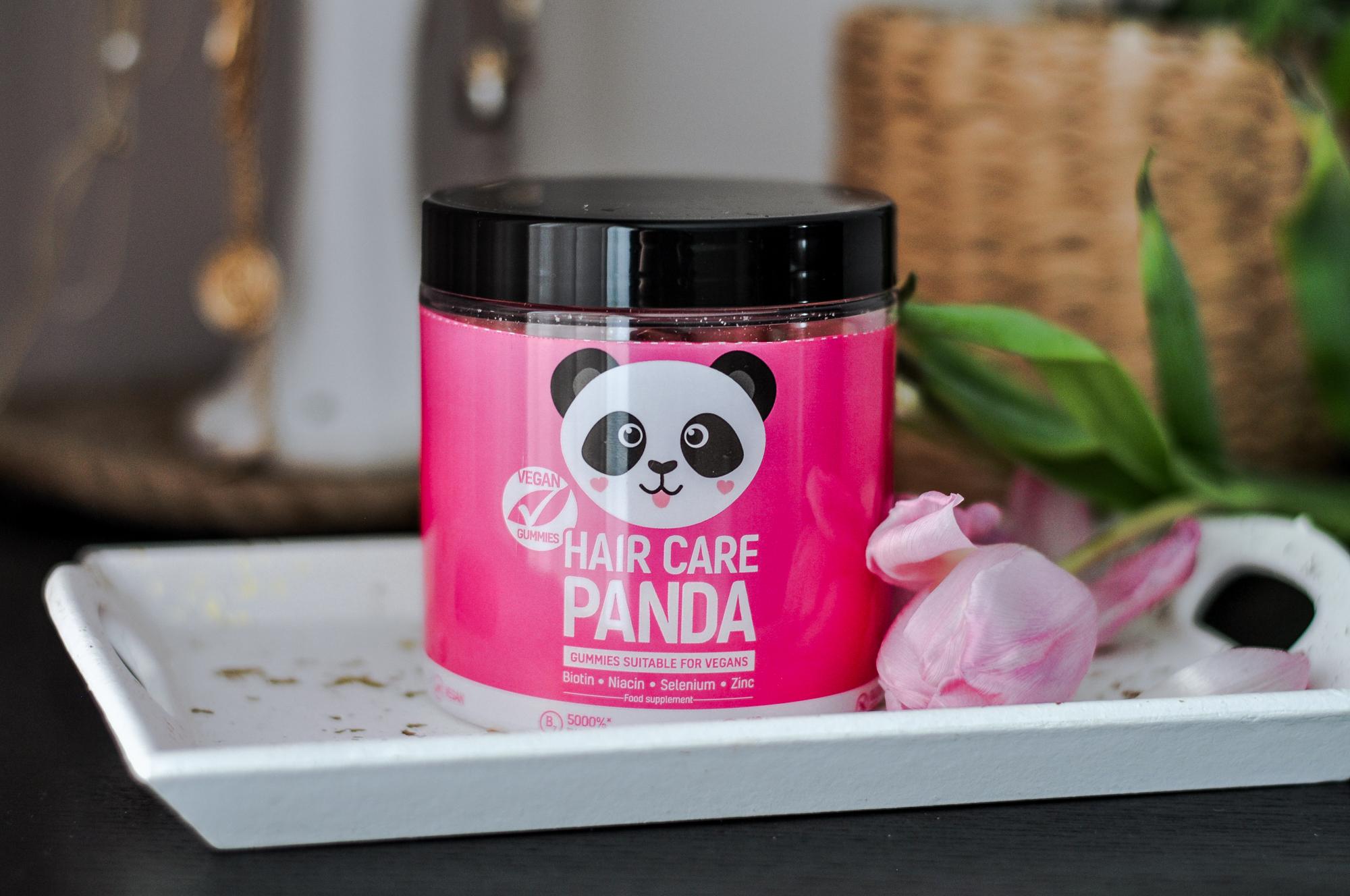 misie hair care panda opinie