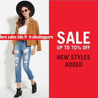 Forever 21 Malaysia Sale 2016