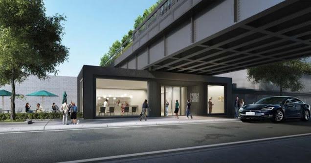 High Line Nine Gallery NYC