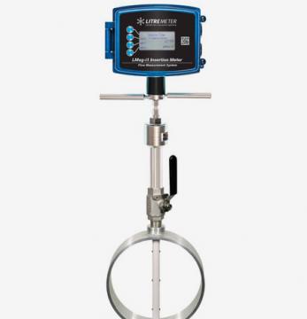 LMag-i1 flow meter Litre Meter LMag Electromagnetic Flow Meter