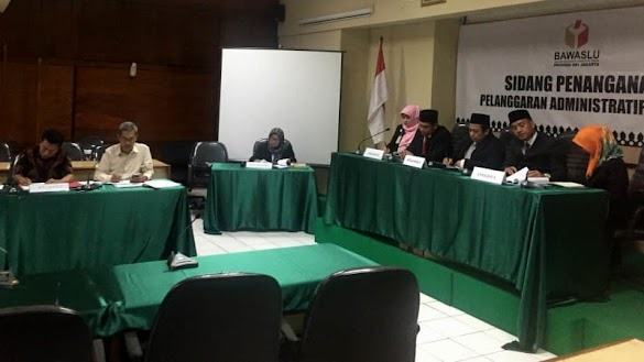 Sidang Bawaslu, KPU DKI Nilai Videotron Jokowi-Ma'ruf Langgar Aturan